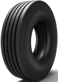 Грузовая шина Advance GL283A 215/75 R17.5 135/133J, универсальная ось